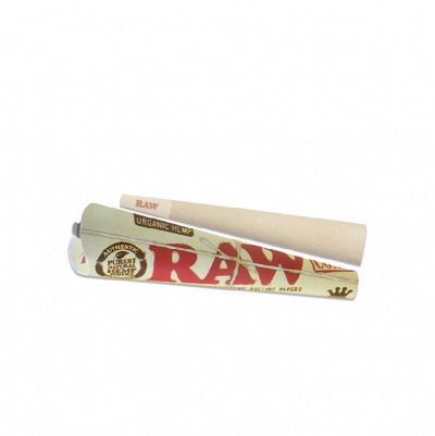 32 Cones 12pk King Size By RAW