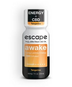 Escape Full Spectrum CBD Shots 12pk