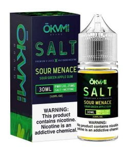 Berry Go Yard By Okvmi Salts 30ml