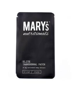 Elite Transdermal Patch By Mary's Nutritionals