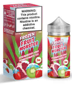 Strawberry Kiwi Pomegranate By Fruit Monster 100ml
