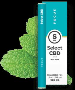 Select CBD Disposable Pen