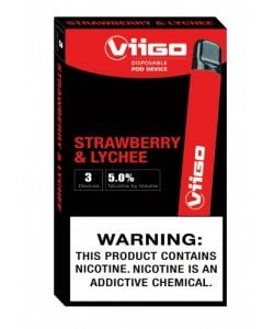ViiGo Disposable 5% Nicotine