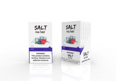 Salt Kulture 5.8% Nicotine Pods 5pk