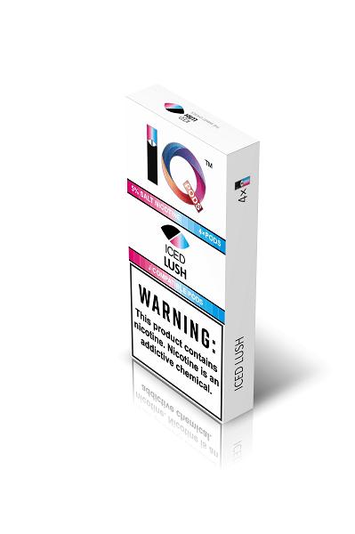 iQ Pods 5% Nicotine 5pk
