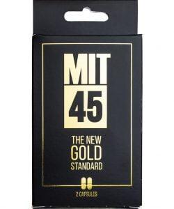 MIT 45 Silver Capsule