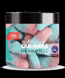 Yum Yum Gummies 250mg By Diamond CBD