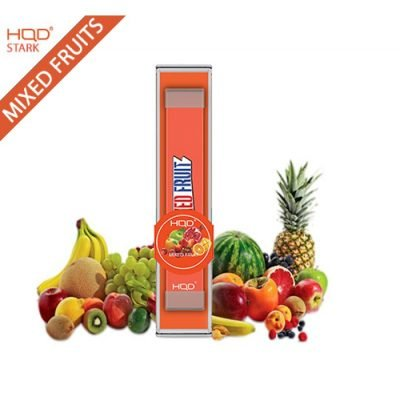 HQD Shark Disposable 5% Nicotine - Limited Edition
