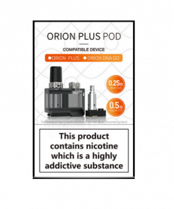Orion Plus Replacement By Lost Vape