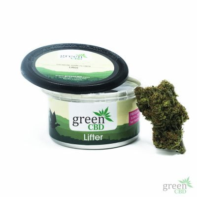Green CBD Premium Hemp Flower 3.5g