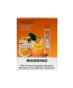 HQD Cuvie V2 3pk Disposable 5% Nicotine