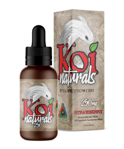 Wellness Shot By Koi CBD