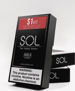 SOL FEELM Device (Promotional)