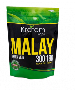 Green Vein Maeng Da By Kratom Kaps