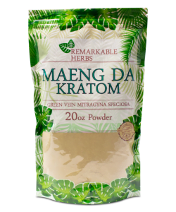 Green Vein Maeng Da By Remarkable Herbs