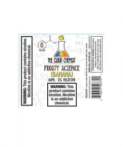 Heisenberry Crunch By The Cloud Chemist 60ml