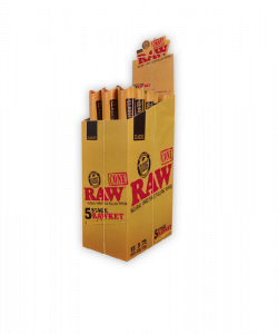 Stage 5 Rawket 15pk By RAW