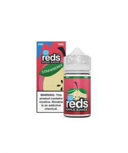 Strawberry Ice By Reds 60ml