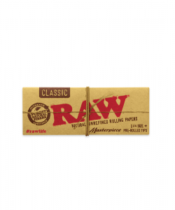 Masterpiece 1 1/4 24pk By RAW