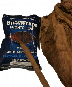 Buzz Wraps Fronto Leaf