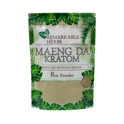 White Vein Maeng Da By Remarkable Herbs
