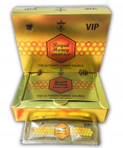 VIP Royal Honey 20g 12pk