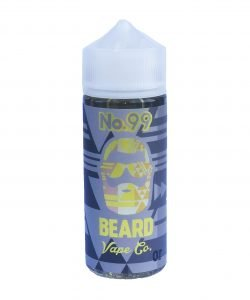 No 00 By Beard Vape 120ml