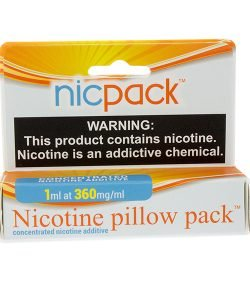 NicPack Nicotine Shots