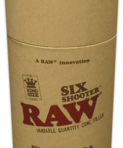 Six Shooter By RAW