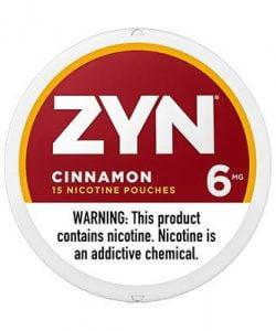 Cinnamon 5pk By ZYN