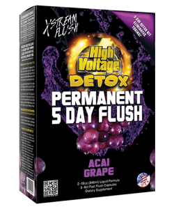High Voltage Premium Detox Drink 16oz