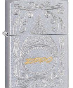 Zippo Gold Script #29512 By Zippo