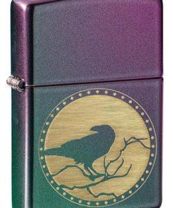 Raven Design #49186 By Zippo