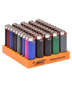 BIC Lighter 50ct Tray