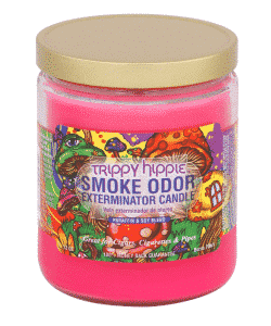 Smoke Odor 13oz Candle Jar