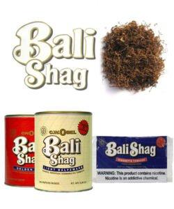 Bali Shag Cigarette Tobacco
