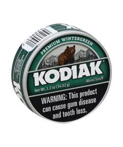Kodiak 5pk (Moist Snuff)