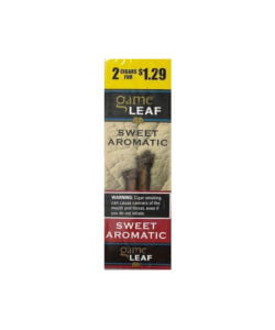 Game Leaf 15pk (Pre Priced 2 For $1.29)