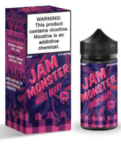 Mixed Berry By Jam Monster 100ml