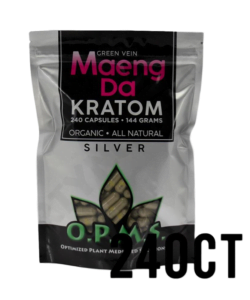 Green Vein Maeng Da By OPMS