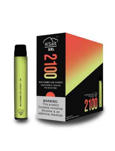 iSalt XXL - 2100 Puffs (9ml)