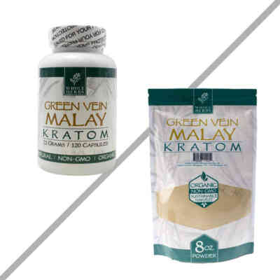 Green Vein Malay By Whole Herbs