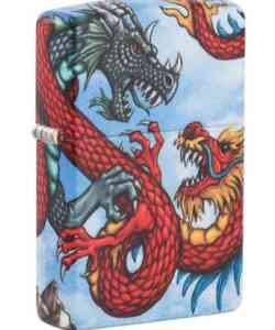 Dragon Design #49354 By Zippo