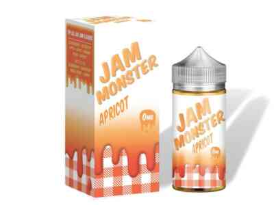 Apricot By Jam Monster 100ml