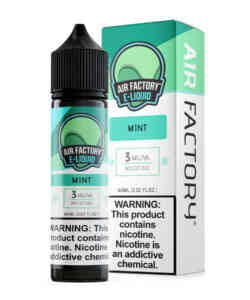 Unflavored By Air Factory 60ml