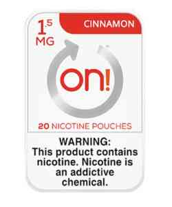 Cinnamon 5pk By ON