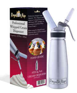 Royal Whip Cream Dispenser