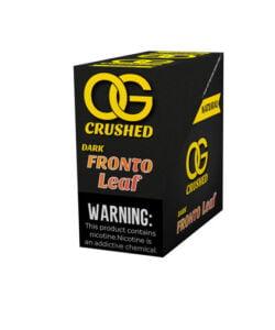 OG Grabba Crushed Fronto Leaf 25pk