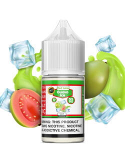 Guava Ice By Pod Juice Salts