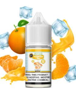 Tangerine Ice By Pod Juice Salts